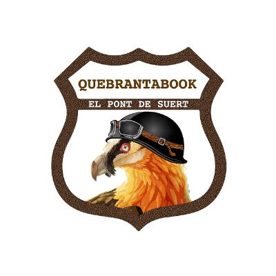 Cartel del evento Quebrantabook 2018