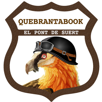 Poster for event Quebrantabook 2019