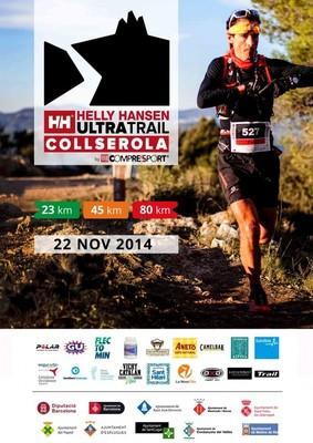 Poster for event Ultratrail Collserola 2014