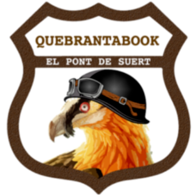 Poster for event Quebrantabook 2020