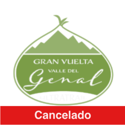 Poster for event Gran Vuelta Valle del Genal 2020