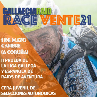 Poster for event Gallaecia Race Vente21