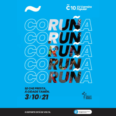 Poster for event Coruña 10
