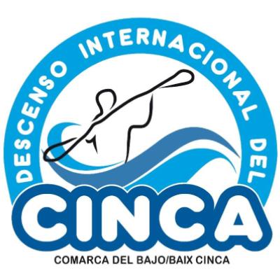 Poster for event XXIII Descenso Internacional del Cinca