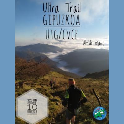 Poster for event Ultra Trail Gipuzkoa 2021