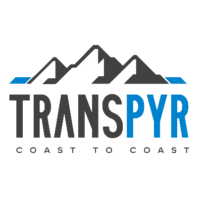 Poster for event Transpyr Coast to Coast 2020