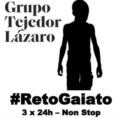Poster for event Reto Gaiato 24h Non Stop 2021