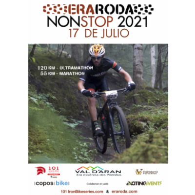 Poster for event Era Roda Non Stop 2021