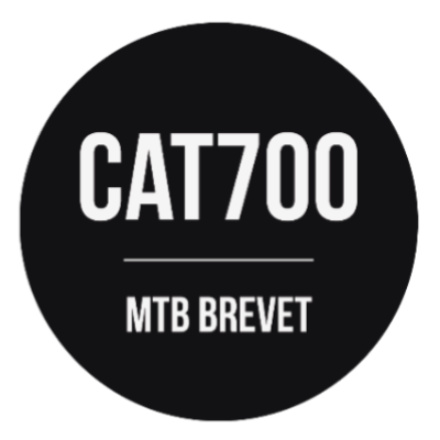 Poster for event CAT700 MTB Brevet 2020