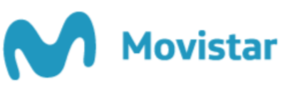 Logo of sponsor Movistar