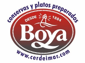 Logo of sponsor Conservas Boya