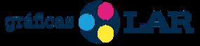 Logo of sponsor Gráficas Lar