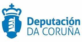 Logotipo del patrocinador Deputación da Coruña