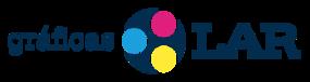 Logotipo del patrocinador Gráficas Lar