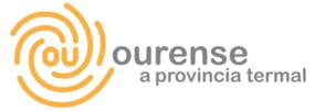 Logo of sponsor Ourense - A Provincia Termal