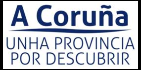 Logo of sponsor A Coruña, unha provincia por descubrir