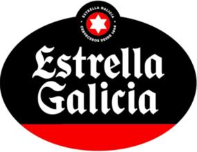 Logo of sponsor Estrella Galicia