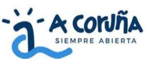 Logo of sponsor A Coruña SEMPRE ABERTA