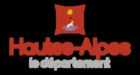 Logo of sponsor Département Hautes - Alpes