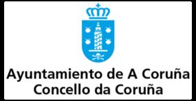 Logo of sponsor Concello da Coruña